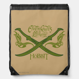 Elven Guards of Mirkwood Movie Icon Backpack