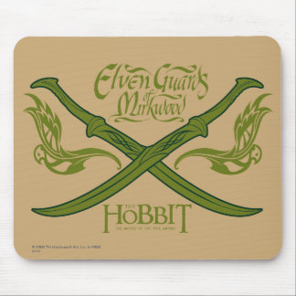 Elven Guards of Mirkwood Movie Icon Mouse Mat
