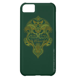Elven Guards of Mirkwood Shield Icon iPhone 5C Case