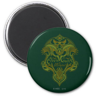Elven Guards of Mirkwood Shield Icon Magnet