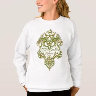 Elven Guards of Mirkwood Shield Icon Sweatshirt