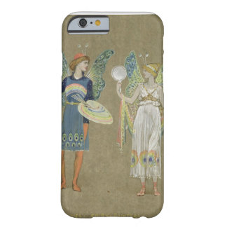 Elves and Fairy Painters, from 'The Snowman' 1899 Barely There iPhone 6 Case