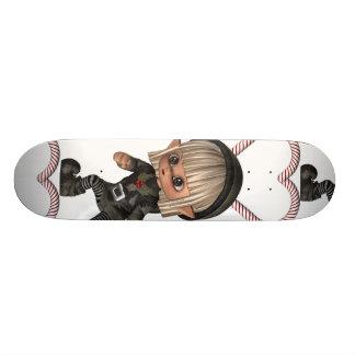Elves for Christmas  Skateboard