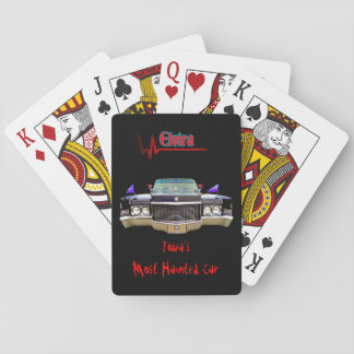 Elvira Playing Cards