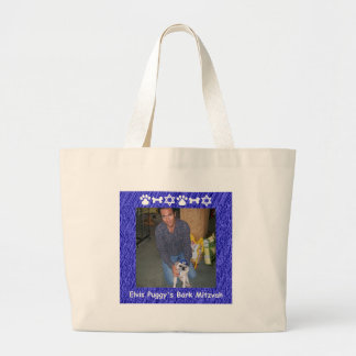 Elvis and Bob Tote Bags