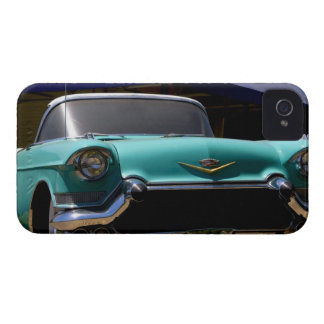 Elvis Presley's Green Cadillac Convertible in iPhone 4 Case-Mate Case