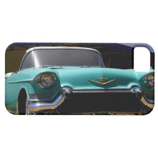 Elvis Presley's Green Cadillac Convertible in iPhone 5 Case