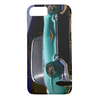 Elvis Presley's Green Cadillac Convertible in iPhone 8/7 Case