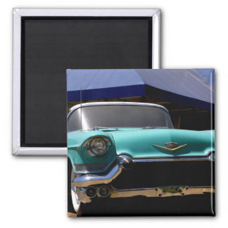 Elvis Presley's Green Cadillac Convertible in Magnet