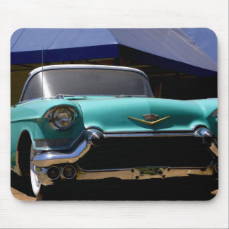 Elvis Presley's Green Cadillac Convertible in Mouse Mat