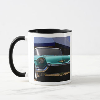 Elvis Presley's Green Cadillac Convertible in Mug