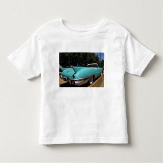 Elvis Presley's Green Cadillac Convertible in Toddler T-Shirt