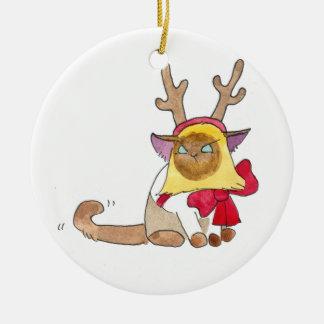 Elvis Reindeer ornament