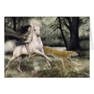 Elvish way card