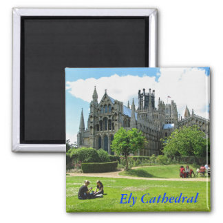 Ely Cathedral Magnet