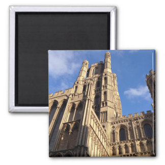 Ely Cathedral Square Magnet