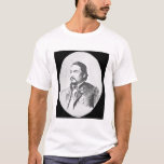 Ely Samuel Parker (1828-95) Seneca Chief and Feder T-Shirt