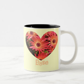 Elyse Two-Tone Mug