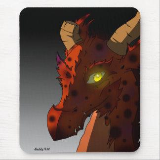 Elysian the Dragon Mouse Mat