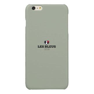 EM 2016 Les bleus France iPhone 6 Plus Case