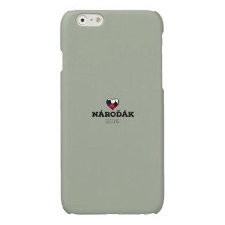 EM 2016 Nároďák Czech iPhone 6 Plus Case