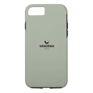 EM 2016 Nároďák Czech iPhone 7 Case