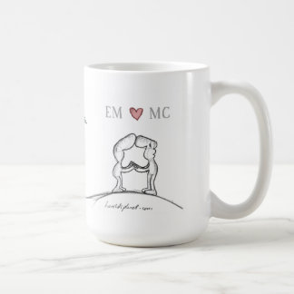 EM and MC Coffee Mugs