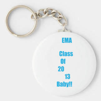 EMA Class of 2013 Keychain