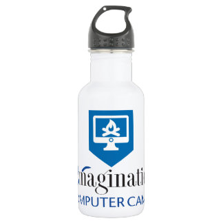 Emagination computer Camps Water Bottle