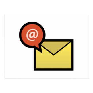 Email Envelope Postcard