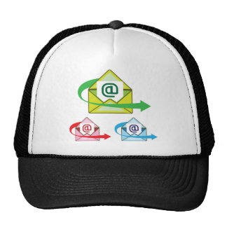 Email Icon mail sent vector Cap