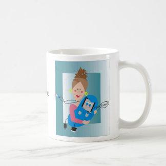 Email Mama! Mugs