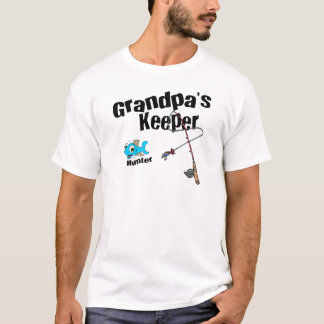 Email me first for Grandpa's Keeper T-shirt