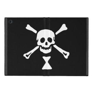 Emanuel Wynn Jolly Roger Pirate Flag iPad Case