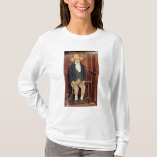 Embalmed body of Jeremy Bentham T-Shirt