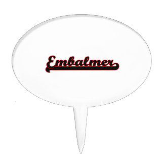 Embalmer Classic Job Design