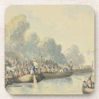 Embarkation at Southampton on 20th June after Lord Coaster