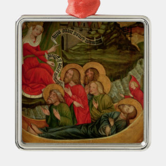 Embarkation of the body of St. James the Christmas Ornament