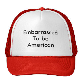 Embarrassed American Cap