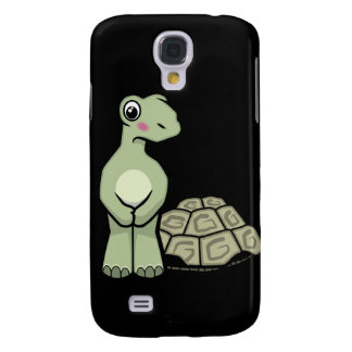 Embarrassed Tortoise without a Shell Galaxy S4 Case