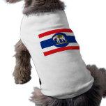 Embassador   Thailand, Thailand Dog T Shirt