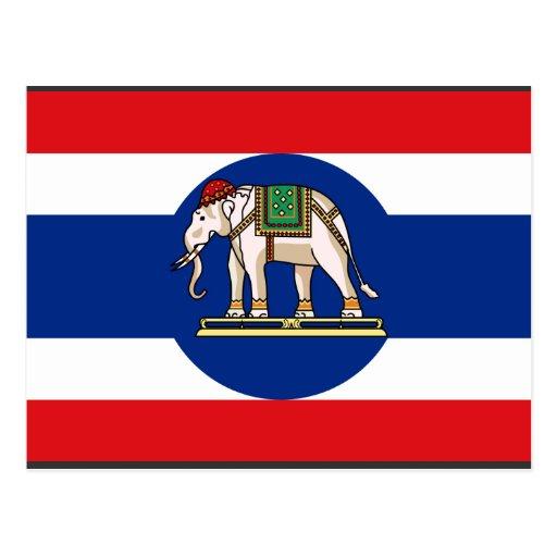 Embassador   Thailand, Thailand Postcard