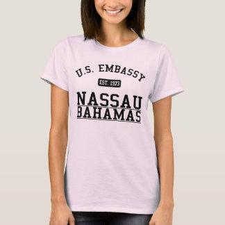 Embassy Nassau, Commonwealth of the Bahamas T-Shirt