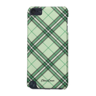 Embassy Plaid Green Touch  iPod Touch (5th Generation) Case