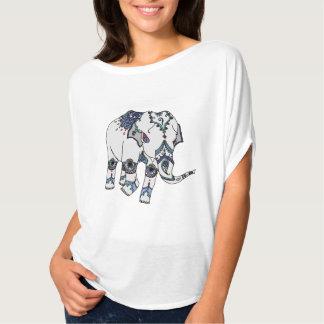 Embellished Elephant T-Shirt