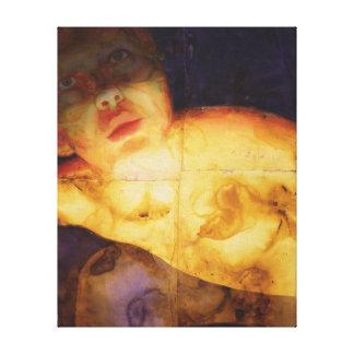 Ember 2 2001 canvas print