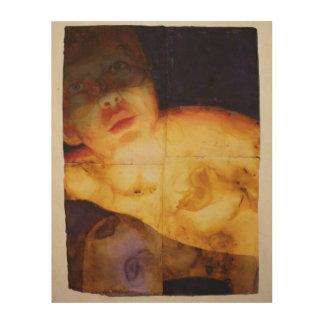 Ember 2 2001 wood print