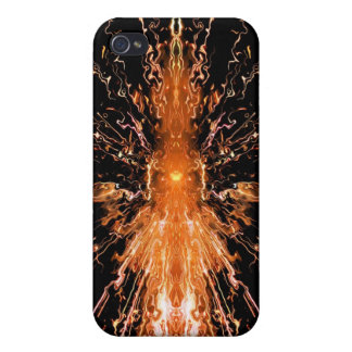 Ember iPhone 4/4S Cases