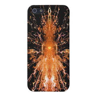 Ember iPhone 5/5S Cases