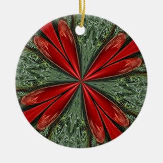 EmberRose Holiday Collection - Fractal Ornament 01